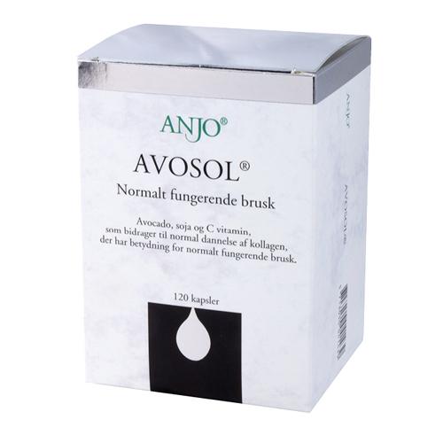 Avosol - 120 kapsler