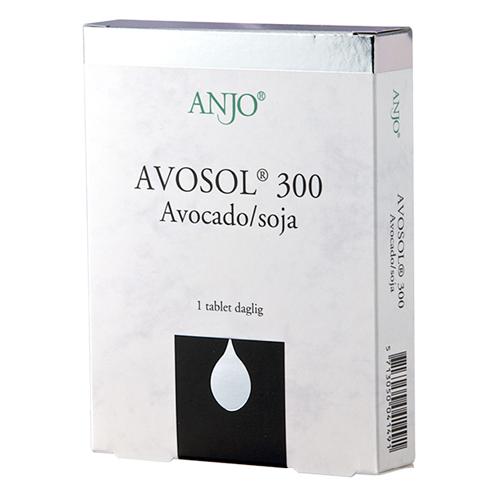 Anjo Avosol 300 fra Anjo - 40 tabletter
