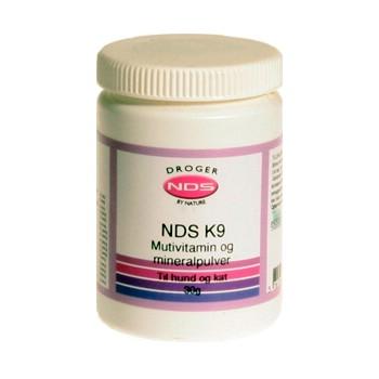 NDS K9 Multivitaminer til hunde og katte - 30 gram