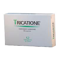 Image of NDS Tricatione - 60 tabletter