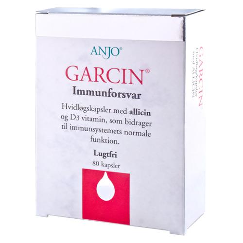 Image of Garcin - 80 kapsler