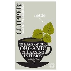 Image of Clipper brændenælde te økologisk - 20 breve
