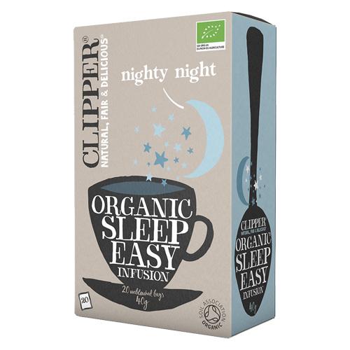 Clipper Sleep Easy te Økologisk - 20 breve