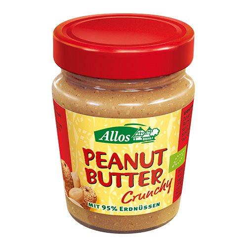 Peanutbutter crunchy Ø Allos