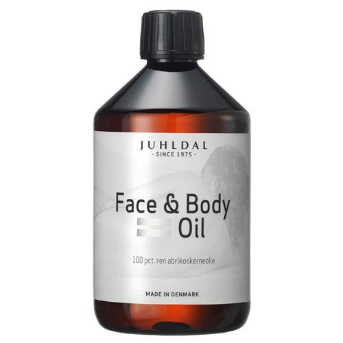 Juhldal Face & Body Oil - 500 ml.