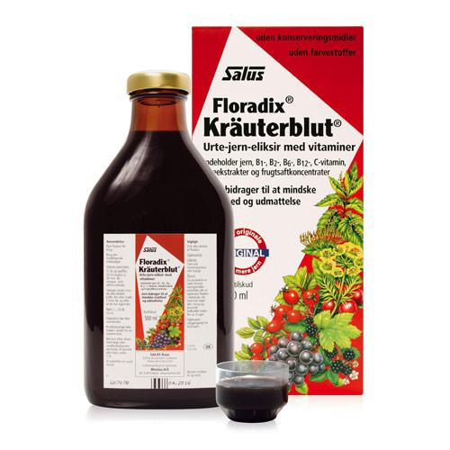 Kräuterblut Floradix - 500 ml