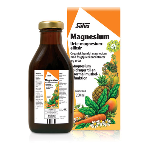 Image of Floradix Magnesium - 250 ml