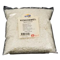 Kokosmel økologisk fra Rømer - 250 gram