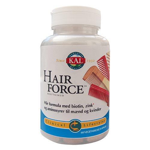 Image of   Innovative KAL Quality Hair Force (60 kap)