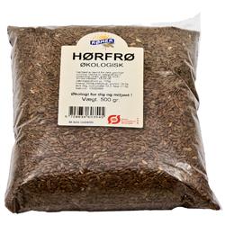 Hørfrø Økologisk - 500 gram