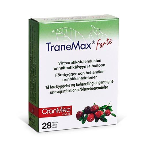 Image of Tranemax Forte - 28 kapsler