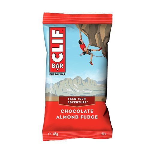 Image of Clif bar chocolate almond fudge