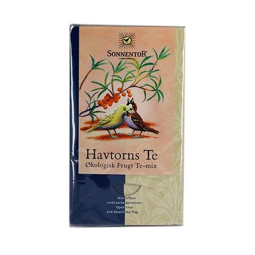 Image of   Havtorns te fra Sonnentor Økologisk - 18 breve