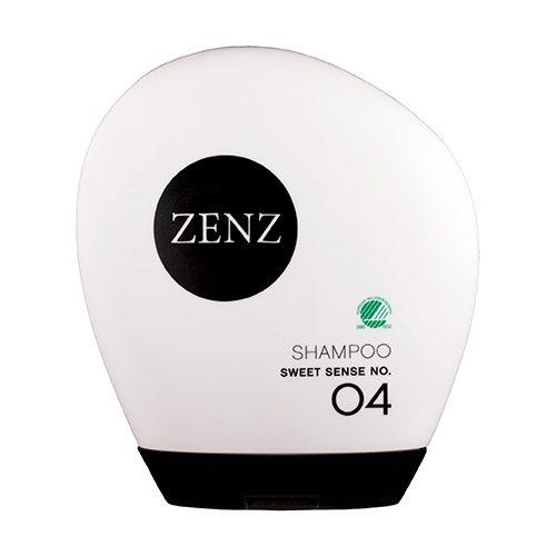 Image of   Zenz Organic Shampoo No. 04 Sweet Sense (250 ml)