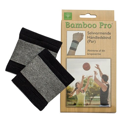 Image of Bamboo Pro Carpal handske selvvarmende One size
