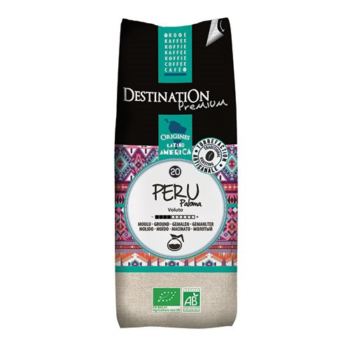 Kaffe Peru Palomar formalet Økologisk - 250 gram