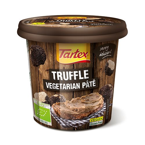 Tartex Patè Trøffel Ø - 125 gram