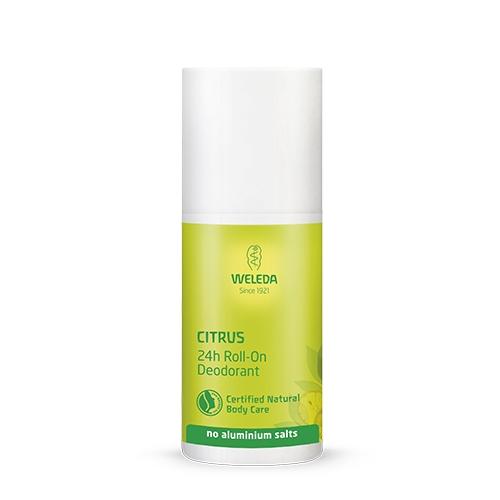 Image of   Citrus Deodorant roll-on Weleda - 50 ml.