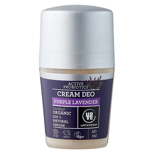 Urtekram Cream deo Purple Lavender - 50 ml