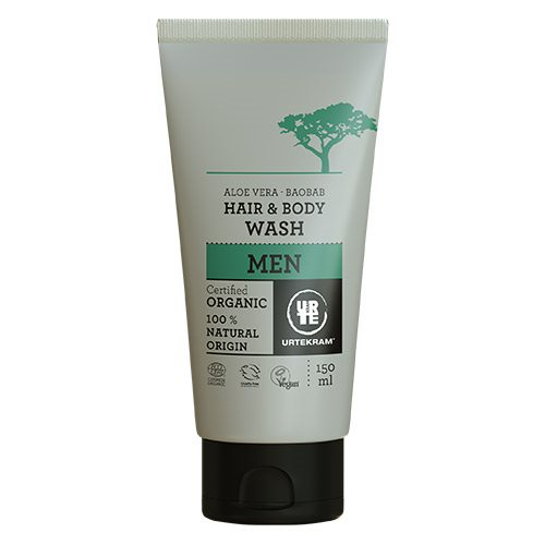 MEN Hair & Bodywash AloeVera & Baobab - 150 ml.