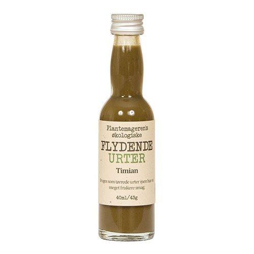 Timian flydende urter Plantemageren Øko - 40 ml.