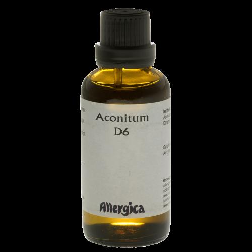 Image of Aconitum D6 Allergica - 50 ml.