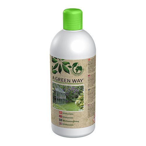 Image of   A Green Way Drivhusrens - 500 ml.