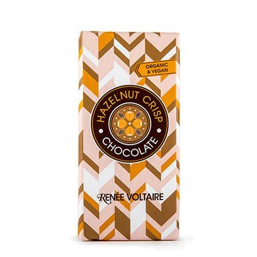 Renée Voltaire Chokolade - Hazelnut Crisp - 100 g
