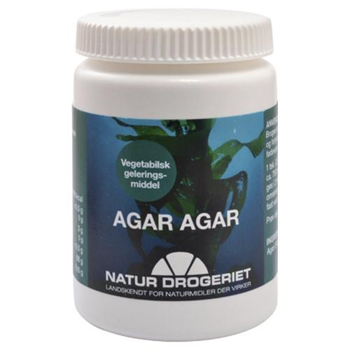 Image of   Agar-Agar pulver tangstivelse - 50 gram