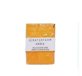 Image of   RAV Glycerin badesæbe fra Naturfarm - 125 gram