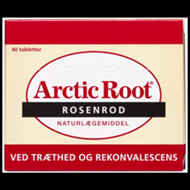Billede af Arctic Root Rosenrod 500 mg. - 40 tabletter