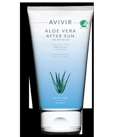 Image of Avivir Aloe Vera After Sun Svanemærket - 150 ml.
