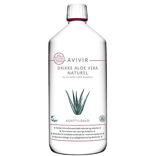 Image of   Avivir aloe vera Drik - 1 liter