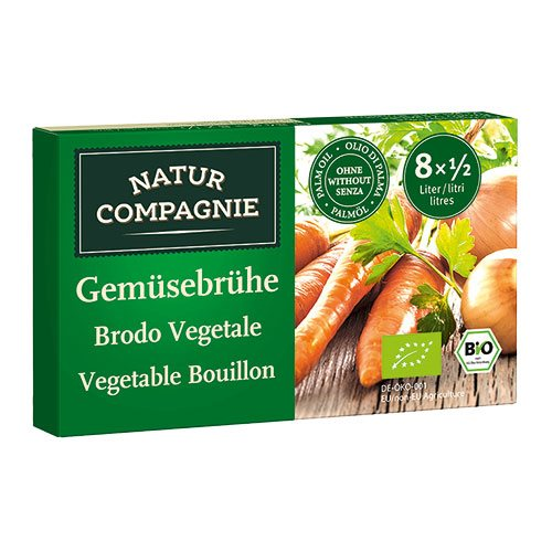 Image of Grøntsatsbouillion Økologisk - 8x10 gram