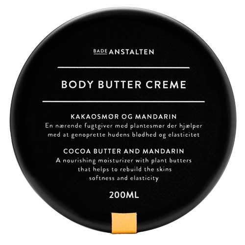 Body Butter Creme Badeanstalten - 200 ml.