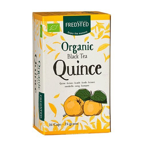 Image of   Fredsted The Quince Tea Ø (24 g)
