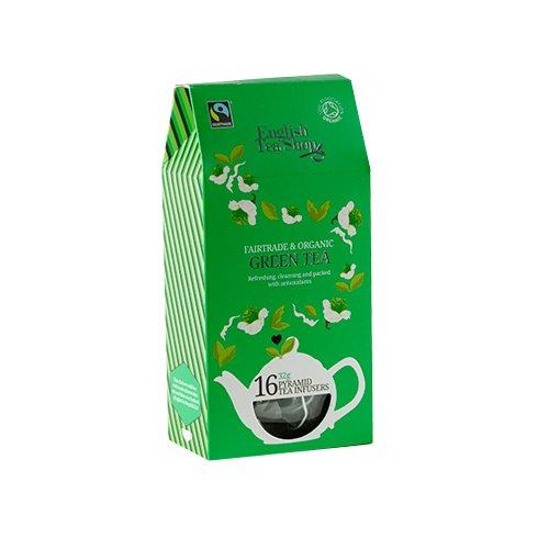 Green Tea Øko ETS - 16 breve