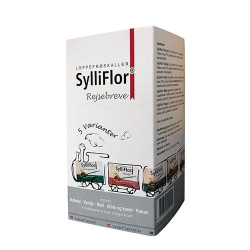 Image of   SylliFlor Rejsebreve (30 br.)