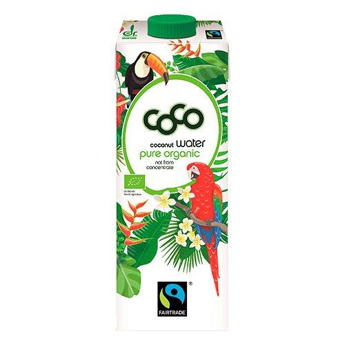 Billede af Green Coco Pure Kokosjuice Ø (1 l)
