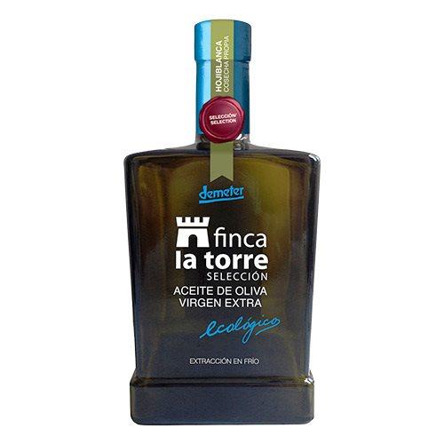 Image of   Finca la Torre Ekstra Jomfru Olivenolie Hojiblanca Ø (500 ml)