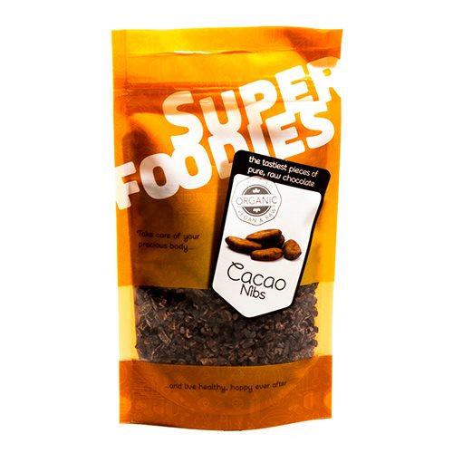 Image of Kakaonibs Økologiske Super Foodies - 100 gram