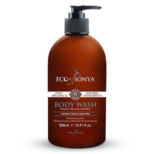 Image of   Body wash m. mint og kokos