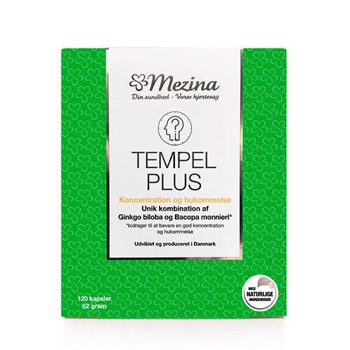 Image of   Mezina Tempel Plus (120 kap)