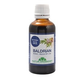 Image of Baldrian Dråber - 50 ml