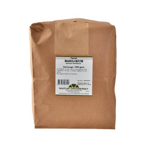 Image of   Basilikum fra Natur Drogeriet - 1 kg.