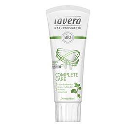 Billede af Lavera Basis Tandpasta mint med flour - 75 ml