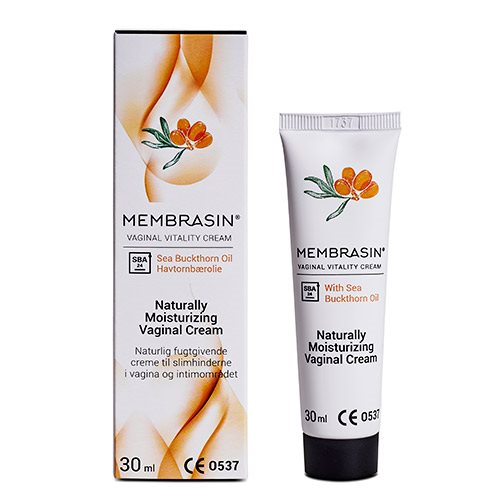 Image of   Membrasin Vaginal Cream Vitality (30 ml)