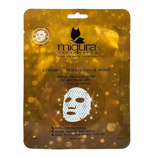 Image of   Masque Me Up Pre Party Moisturizing Mask (1 stk)