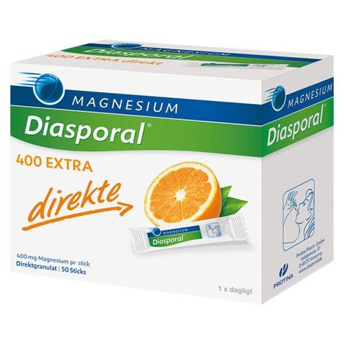 Image of Magnesium diasporal direkte 400 mg - 50x2,20gr