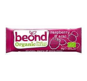 Image of Beond Organic Raw Acai Berry Bar Øko - 35 gram